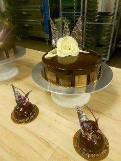 Chocolate Mousse Entrement