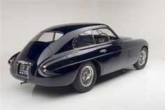 "The only thing needed to return this beautiful 1950 Ferrari 195 S Inter Superleggera to concours specifications is the original ""city-style"" exhaust. In eith..."