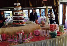 Candy Bar, sweets and treats, wedding desserts