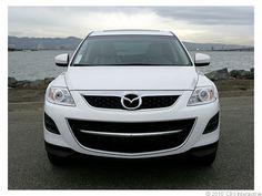 Mazda CX-9- my new lady!