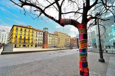 Arbol Madrid, San Bernardo, Skyline, Dental, Flora, Art, Art Background, Kunst, Plants