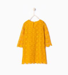 Robe au crochet - Afficher tout - Robes - Filles | 4 - 14ans - ENFANTS | ZARA France