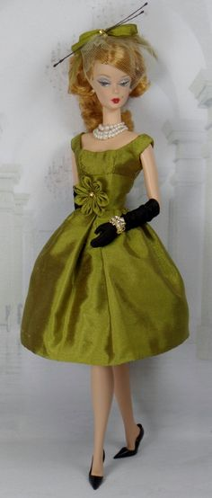 Castelton for Silkstone Barbie and Victoire by MatisseFashions