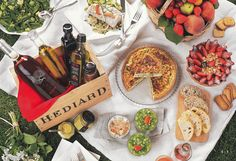 Hediard Picnic. Replicate this picnic for us!