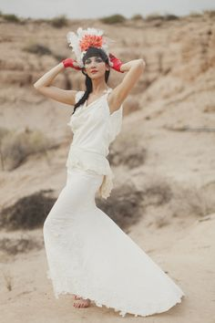15a6a4389f Teresa Romero provides exclusively designed wedding dresses and lingerie.