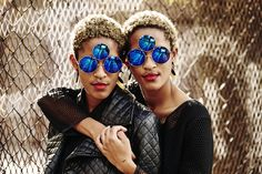 """C.J.: Prince's """"3rd Eye"""" sunglasses were designed by Minnesotans Coco and Breezy 