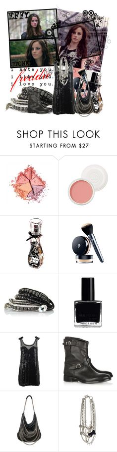 """""""effy stonem."""" by cosmicgirl ❤ liked on Polyvore featuring Benefit, Christian Dior, Effy Jewelry, Lancôme, Chan Luu, H&M, Rachel Gilbert, Belstaff, Magali Pascal and Lee Angel Jewelry"""