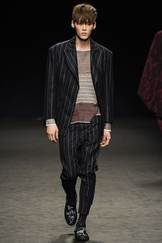 Vivienne Westwood - Autumn/Winter 2016-17 Menswear Milan Fashion Week