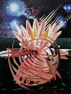 Residency: James Rosenquist