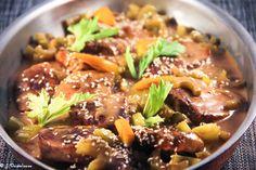 Teriyakifilé #kött #slankosund #teriyaki Monkey Business, Food N, Low Carb, Healthy Recipes, Healthy Food, Beef, Ethnic Recipes, Lavender, Owl