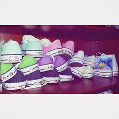 #allstar#converse#colour#shoes#love