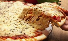 Receita de massa de pizza sem glúten
