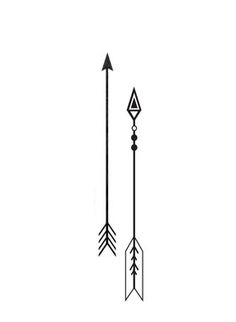 Arrow on right – – recover deleted photos android 2020 Mini Tattoos, Cute Tattoos, Body Art Tattoos, Small Tattoos, Small Arrow Tattoos, Ankle Tattoos, Temporary Tattoos, Tatoos, Geometric Arrow Tattoo
