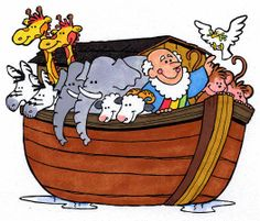 What is crazier than a missing Boeing 777? Noah and his ark.  Life...what a beautiful mess!: I Noah guy!