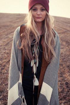 HAMAMISTA blanket / scarf