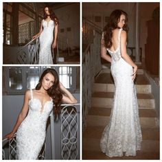 Every BRIDE should have access to the PERFECT dress for the PERFECT day. Sweetheart neckline with a dip covered in sheer fabric. Open back with a