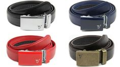 mission belt, even though this is a men's belt it is small enough for me and works great! Another great shark tank product!