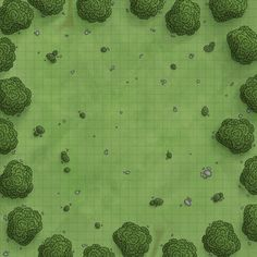 Fantasy City Map, Fantasy World Map, Dungeons And Dragons Homebrew, D&d Dungeons And Dragons, Dnd World Map, Environment Map, Pathfinder Maps, Forest Map, Pen & Paper