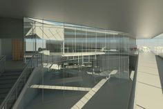 My Renderings: (Upper Atrium) AFSF Design Competition 1st place best digital presentation