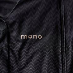 mono black gold cycling jersey