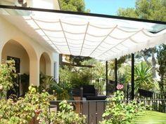 1000 images about toldos para terraza on pinterest - Toldos para terrazas ...