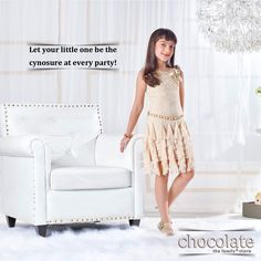 Let your little one be cynosure at every party with #Chocolate #Family apparels  www.chocolatefamily.com #kidsfashion