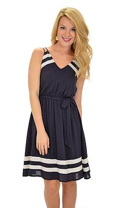 The perfect dress for all your weekend occasions! $42 at shopbluedoor.com!