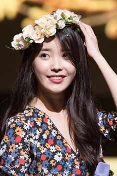 150920 IU at 7th Debut Anniversary Fan Meeting