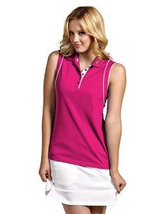 Jive 100715 Womens Performance Golf Polo by Antigua. Buy it @ ReadyGolf.com