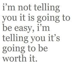 a good motto to go through life by
