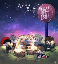 Teamwork makes the dream work ~RM Bts Manga, Bts Anime, Chibi Bts, Anime Chibi, Bts Boys, Bts Bangtan Boy, Bts Kawaii, Presente Simple, Fanart Bts