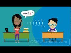 http://www.youtube.com/watch?v=SOmTKBbXLvY spy earpiece - wireless earpiece - invisible bluetooth earpiece