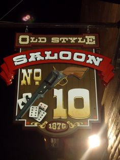 Saloon No. 10 Deadwood, South Dakota