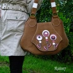 Hand-made bags :-)))