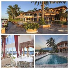 From @southflluxuryrealtor Experience international luxury FOLLOW US. This amazing #fortlauderdale mansion #justsold for $8.17 million. The 8166 SF mansion boasts 4 bedrooms 7 bathrooms and an amazing pool along the 300 ft of intracoastal waterfront. The