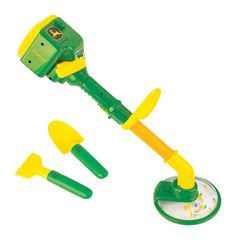 Tomy 46641 John Deere Preschool Toy, Plastic, Green/Yellow