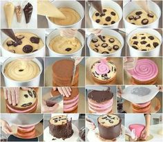 Bolos decorados de oncinha - http://www.boloaniversario.com/bolos-decorados-de-oncinha/
