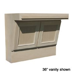 Wheelchair Vanity Cabinet For Roll In Bathroom Accessibility