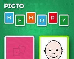 Juego clásico de memoria orientado a la comprensión, reconocimiento e identificación de emociones, mediante actividades de asociación de parejas iguales (representadas con pictogramas de ARASAAC)
