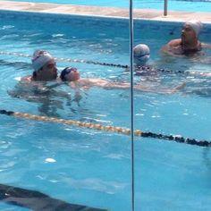 Exercícios embaixo d'água proporcionam bem-estar físico e mental Learning, Paisajes