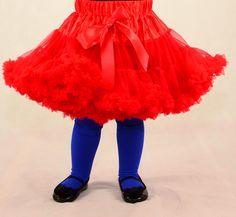 Piros szoknya Ballet Skirt, Fashion, Moda, Tutu, Fashion Styles, Fashion Illustrations, Ballet Tutu