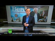 Bernie Sanders Could Be the Next FDR - Thom Hartmann endorses Bernie Sanders :: YouTube