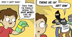 Why You Can Never Successfully Save Money