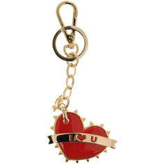 Dsquared2 embellished key-chain - Metallic MEpEpE1ATW