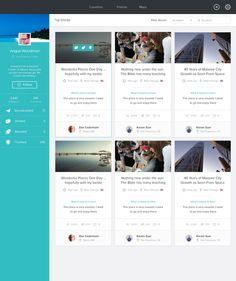 UI / Interface Design / Stories_flag