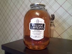 Рецепт домашнего коньяка: Ингредиенты: водка (своя очищенная) — 3 литра;