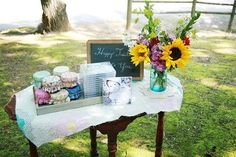 A Pioneer-Themed Birthday Party
