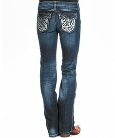 Women's Rock 47 Low Rise Jean by Wrangler