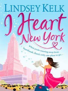 Lindsey Kelk - I Heart New York God i love this book
