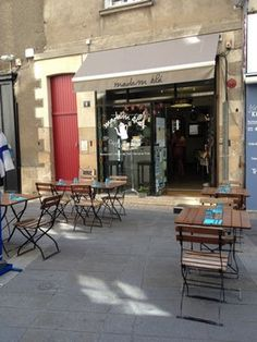 MADAME BLÅ (8 rue Armand Brossard, Nantes) | Le café, restaurant, épicerie fine scandinave de Nantes
